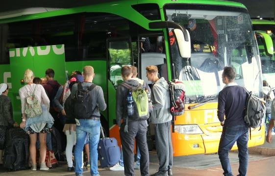 Автобус из Милана в Геную
