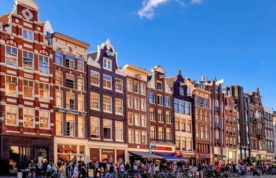 Маршрут по Амстердаму на один день