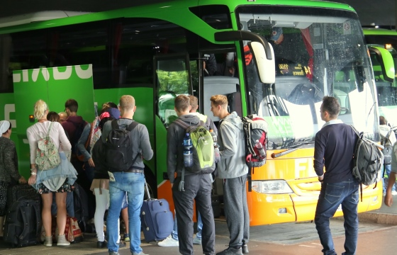 Автобусы из Флоренции в другие города Италии