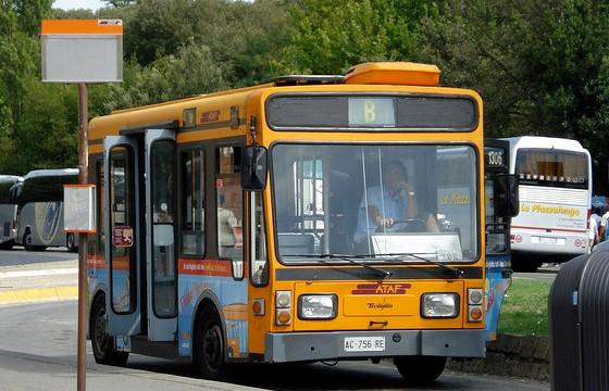 Электрические мини автобусы Флоренции
