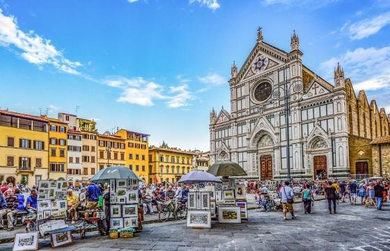 Погода во Флоренции летом