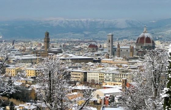 Погода во Флоренции зимой