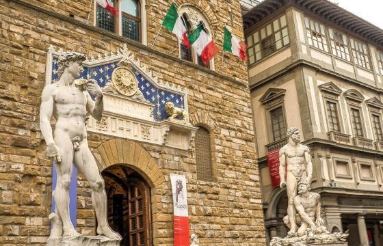 Достопримечательности Флоренции, Палаццо Веккьо