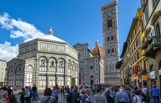 Что посмотреть во Флоренции самостоятельно, Баптистерий Сан-Джованни