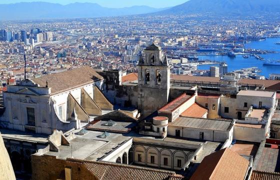 Монастырь Сан Мартино в Неаполе