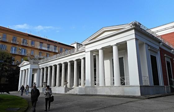 Вилла Пиньятелли в Неаполе