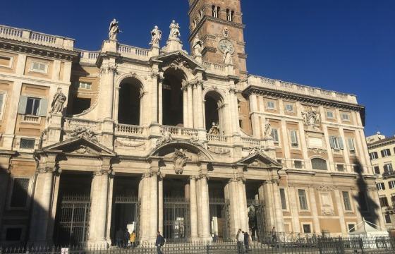 Самые интересный достопримечательности в центре Рима, Базилика Санта-Мария-Маджоре