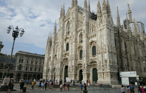 Самые интересные места в центре Милана, Дуомо