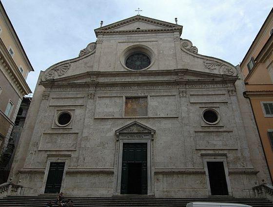 Церковь Святого Августина в Риме