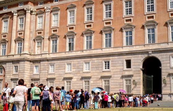 Билеты в Королевский Дворец в Казерте