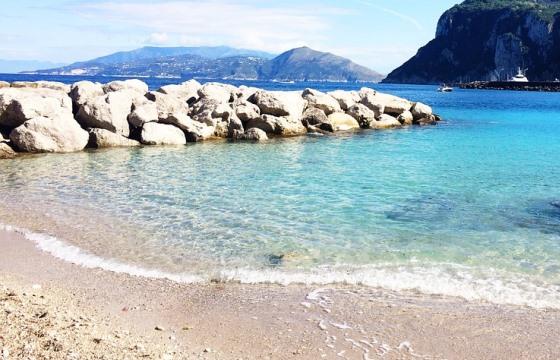Пляжи в окрестностях Неаполя