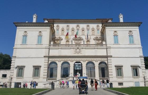 Как попасть в Галерею Боргезе в Риме