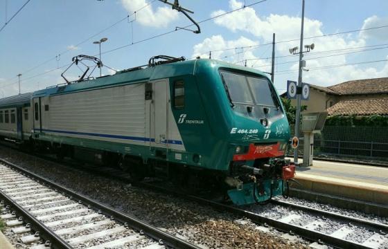 Поезда из Вероны до озера Гарда