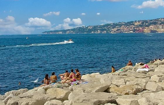 Пляжный отдых в Неаполе