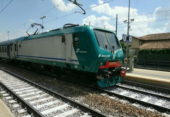 Поезда Регионале в Италии