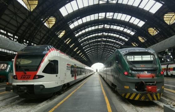 Поезда из Генуи до Милана